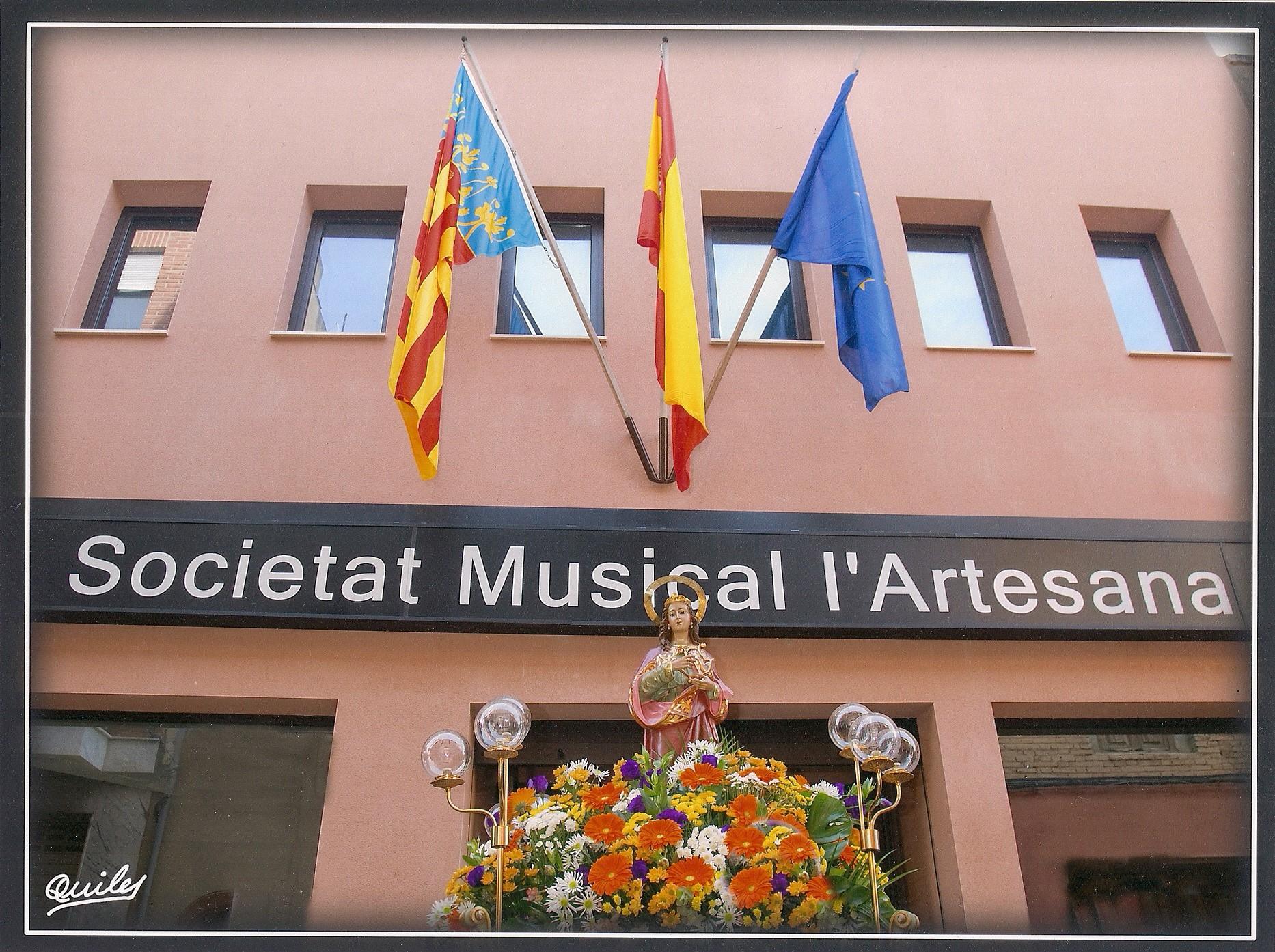 Festes en honor a Santa Cecília 2016