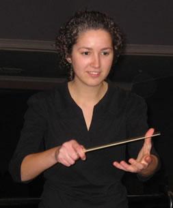 Beatriz Feránandez, elegida Directora de la Banda Federal
