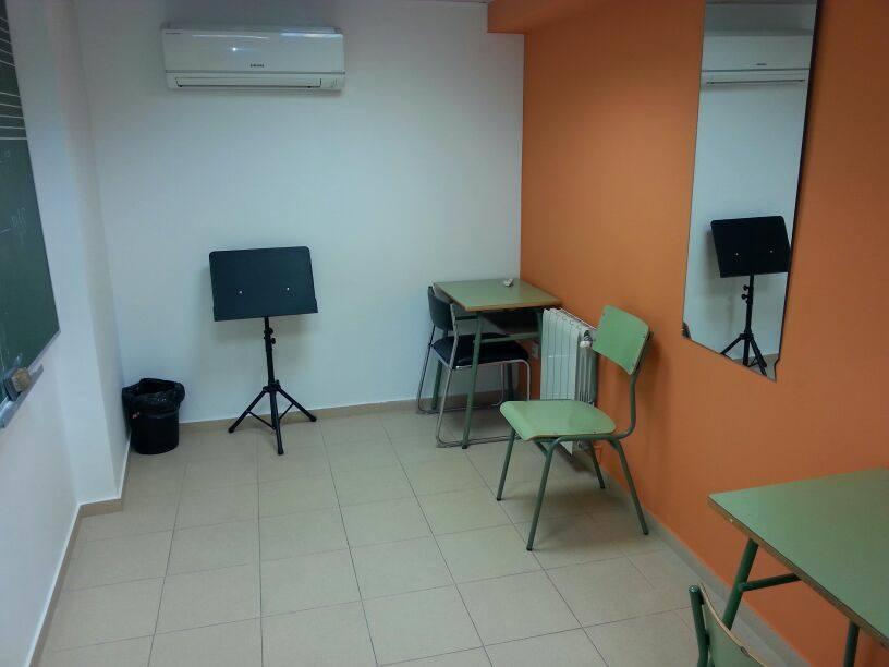 Cabina estudio