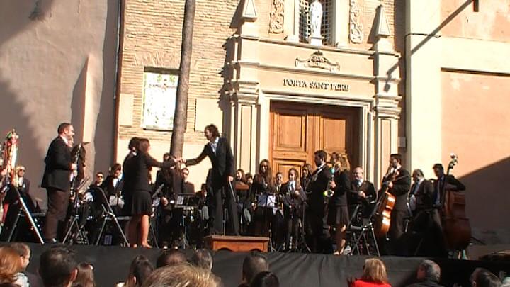 1er Concert de Música de Falles, Catarroja 2013