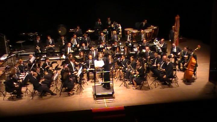 Concert amb la Banda de la Societat Musical de Segorve.