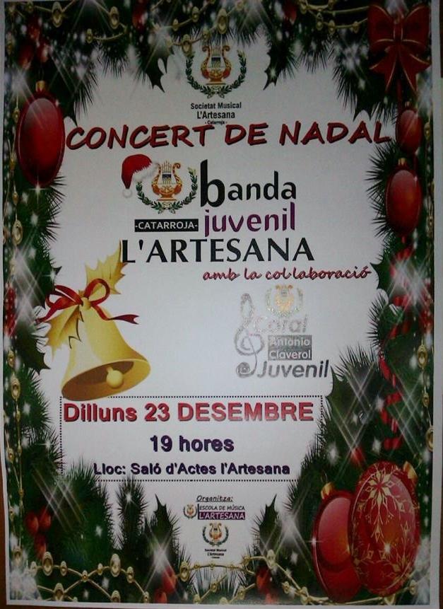 concert nadal banda juvenil 2013
