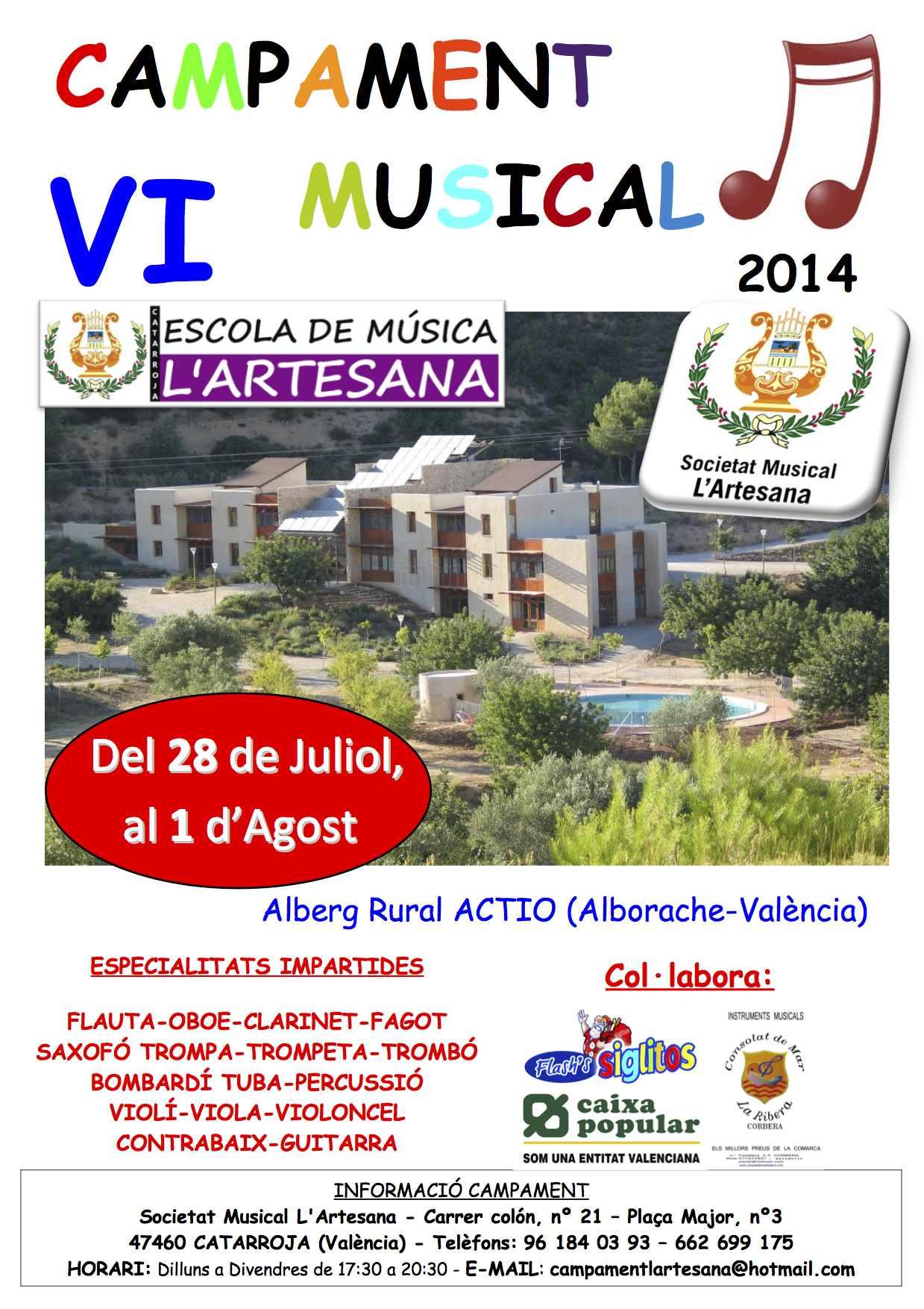 campamentocatarroja2014