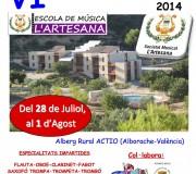 VI Campamento Musical