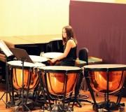 Un altre primer premi per a la jove percussionista de l'Artesana, Marta García