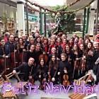 La orquesta de l`Artesana colabora con Caritas