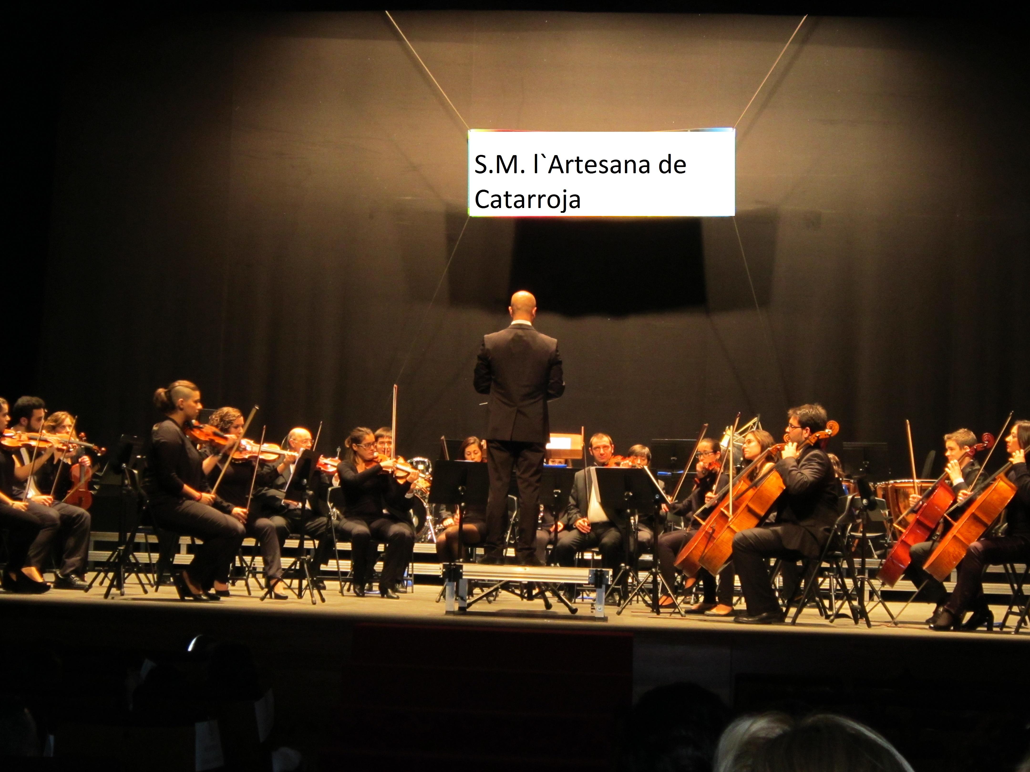 Orquesta Sinfonica S.M. l`Artesana