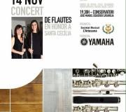 Concierto de flautas