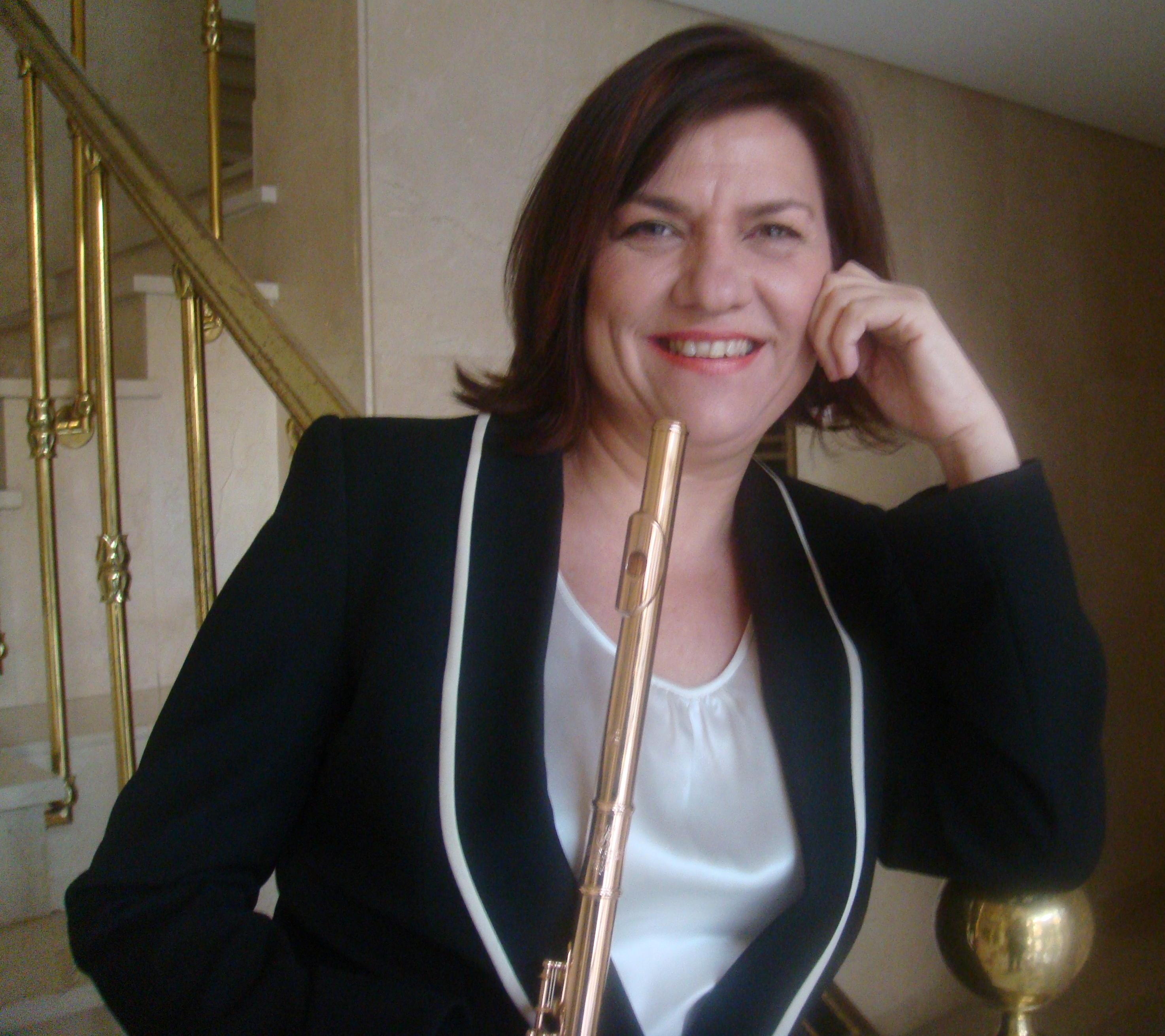 JUANA GUILLEM FERRER Camarera Santa Cecilia 2015