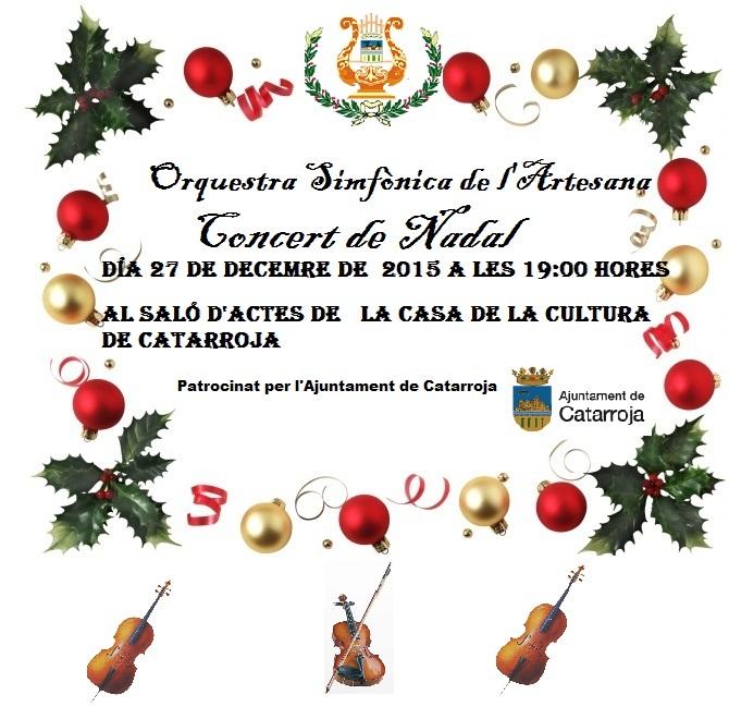 concert orquesta navidad (2015