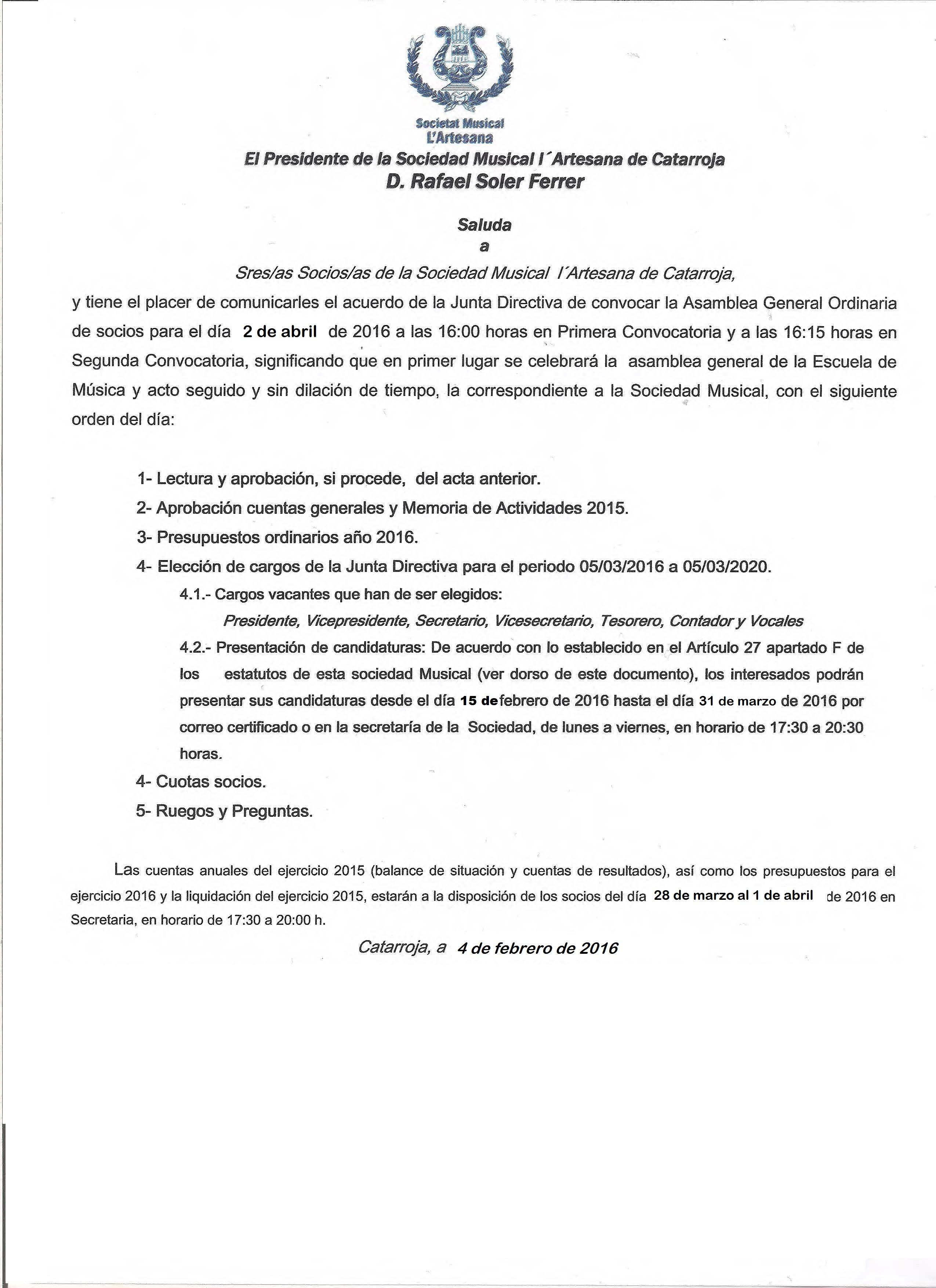 2016 convocatoria asamblea 02 04 2016