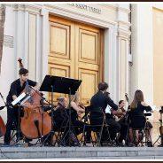 Diumenge 3 de juliol, concert de l'Orquestra i la Banda