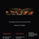 Concert d'estiu de l'Orquestra Simfònica