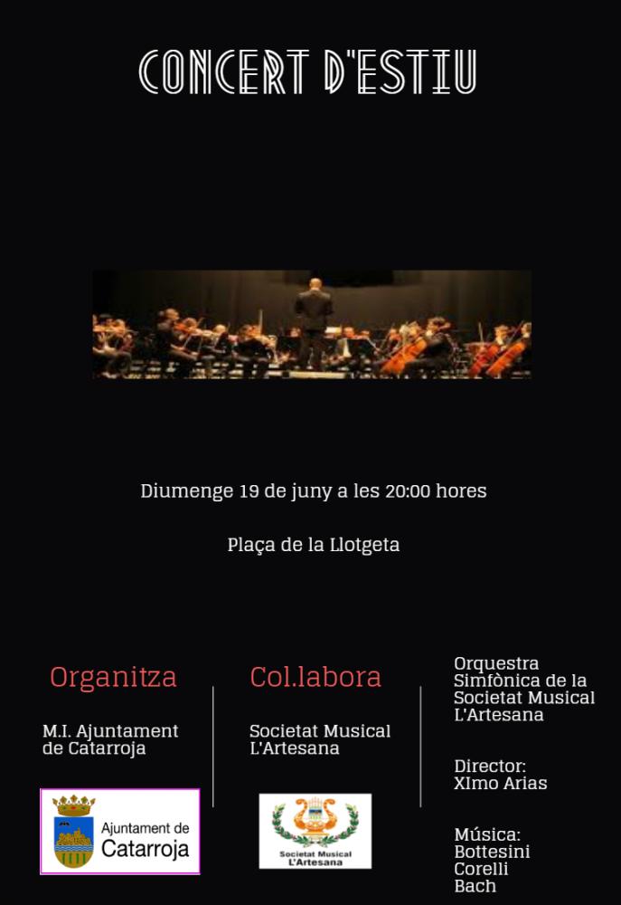 concert plaça llotgeta