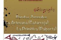 Concert Intercanvi Banda Juvenil a Paiporta