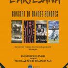Concert de Bandes Sonores de Cinema